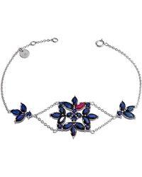 Joana Salazar - Blue Blossom Large Bracelet - Lyst