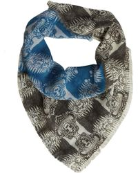 Medley Creations - Mainframe Tricolor Neckerchief - Lyst