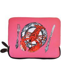 Jessica Russell Flint - Ipad Case Lucky Lobster Design - Lyst