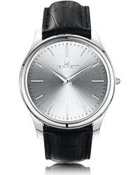 Kennett Watches - Kensington Silver Black - Lyst
