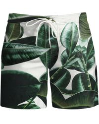 Aloha From Deer - Jungle Board Shorts - Lyst
