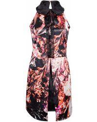 Funlayo Deri - Ilaria Mini Dress - Lyst