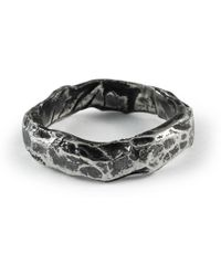 Frederick Grove - Reticulated Thin Band - Lyst
