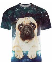 Aloha From Deer - Puggie T-shirt - Lyst