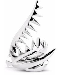 Kasun - Serpent Ring Silver - Lyst