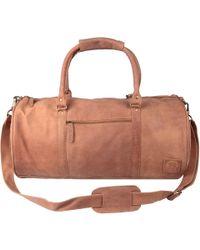 MAHI - Overnight/gym Bag In Vintage Cognac - Lyst