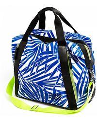 Monreal London - Champ Bag Palm Print - Lyst