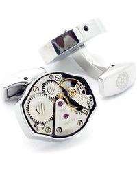 LC COLLECTION - Minimalist Vintage Watch Movement Cufflinks - Lyst