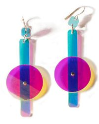 No 13 - Earrings No 1 - Lyst