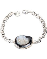 Tiana Jewel - Savannah Black Bracelet Zahara Collection - Lyst