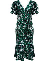 Ukulele - Persephone Dress - Lyst