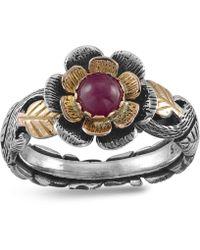 Emma Chapman Jewels - Buttercup Ruby Ring - Lyst