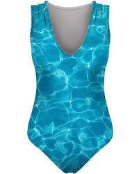 Aloha From Deer - Pool Swimsuit - Lyst