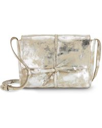 NINE TO FIVE - Saddle Bag Fox Silver Lining - Lyst