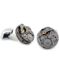 LC COLLECTION - Upcycled Vintage Watch Cufflinks - Lyst