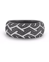 LMJ - American Muscle Band Ring - Lyst