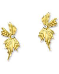 Elham & Issa Jewellery - Evolution Earrings Short - Lyst