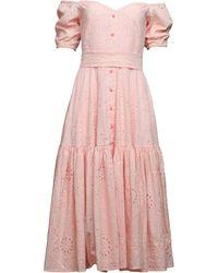 MATSOUR'I - Dress Alina Rose - Lyst