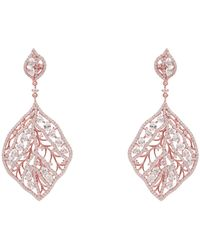 LÁTELITA London - Enchanted Forest Earring Rosegold - Lyst