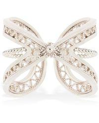 Vanilo - Celeste Silver Ring - Lyst