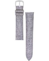 Laruze Paris - Flanelle Watch Strap - Lyst