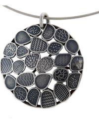Jan D - Textures Necklace - Lyst