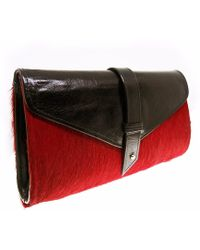 Nadia Minkoff - The Newington Red Pony With Black - Lyst
