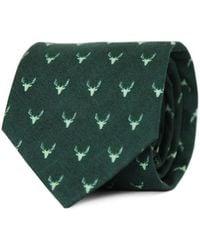 Tom Astin - Oh Deer Necktie - Lyst