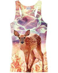 Aloha From Deer - Bambi Tank-top - Lyst