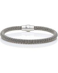 Durrah Jewelry - Silver Spring Bracelet - Lyst