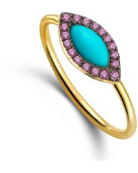 Elham and Issa Jewellery | Awe Pink Sapphire Ring | Lyst