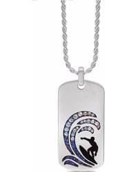LMJ - Surfer's Paradise Stone Tag - Lyst