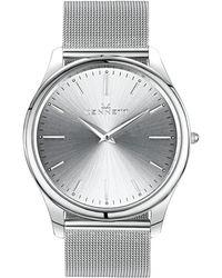 Kennett Watches - Kensington Silver Milanese - Lyst