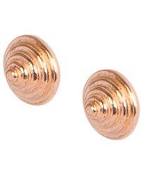 Matthew Calvin - Staggered Point Studs Rose Gold - Lyst
