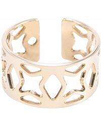 Mademoiselle Felee - Barcelona Star Estrella Ring Gold - Lyst