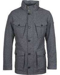 Hackett | London Herringbone Wool Jacket | Lyst