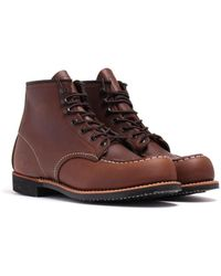 Red Wing - Cooper Moc Mid Boots - Lyst
