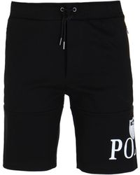 Polo Ralph Lauren - Black Shield Shorts - Lyst