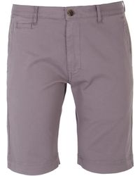 Henri Lloyd - Zinc Grey Garn Plain Washed Short - Lyst