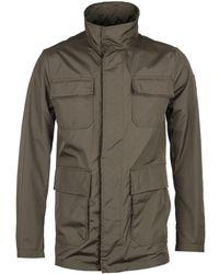 Paul & Shark - Military Green Field Jacket - Lyst