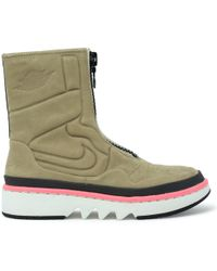 Lyst - Nike Studio Mid Pack Yoga Shoe And Outdoor Boot in Black 51980b6c0