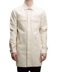 Rick Owens Drkshdw - Field Shirt - Lyst