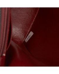 4309ed91dc5ee5 Chanel - Black Vertical Quilted Lambskin Vintage Jumbo Xl Flap Bag - Lyst