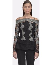 Yigal Azrouël - Off-the-shoulder Top - Lyst