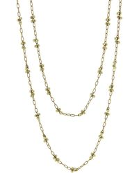 Ten Thousand Things - 36 Inch Luxe X Chain Necklace - Lyst