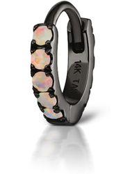 Maria Tash - 6.5mm Opal Eternity Ring Single Earring - Lyst