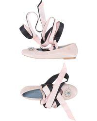 Chiara Ferragni - Ballet Flats - Lyst