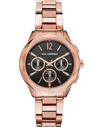 Karl Lagerfeld - Wrist Watches - Lyst