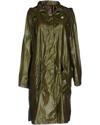 K-Way - Overcoats - Lyst