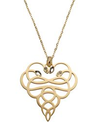 Just Cavalli - Necklaces - Lyst